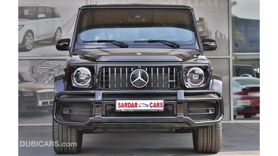 Mercedes Benz G 63 Amg 2019 Gcc Specs For Sale Aed