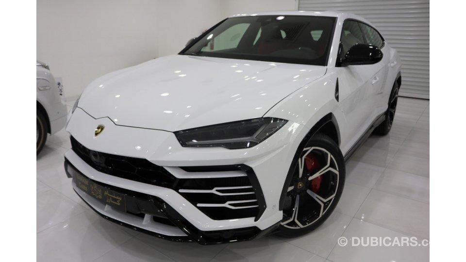 Lamborghini Urus 2019, Brand New, Warranty and Service, GCC **FULL OPTION**  for sale: AED 1,395,000