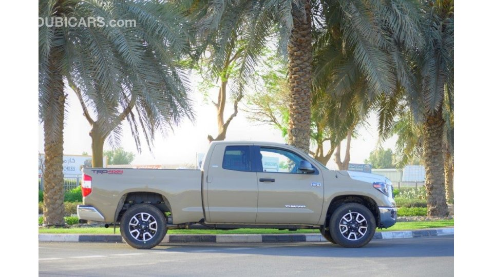 Toyota Tundra Double Cabin 5 7l Automatic Trd Off Road