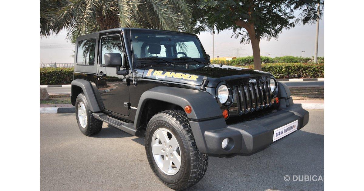 Jeep Wrangler ISLANDER EDITION - FULL AGENCY SERVICE ...