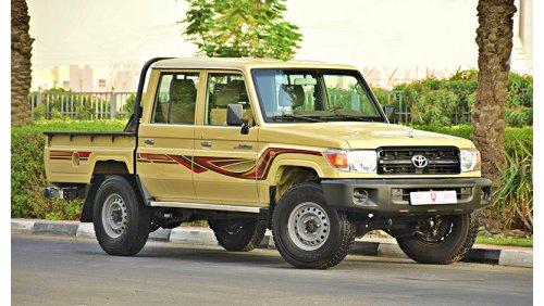 Toyota Land Cruiser Pickup Lx V6 5 Years Warranty Hle Free Bank Finance
