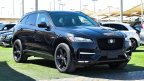 Jaguar F-Pace Top opition warranty to 10/2023