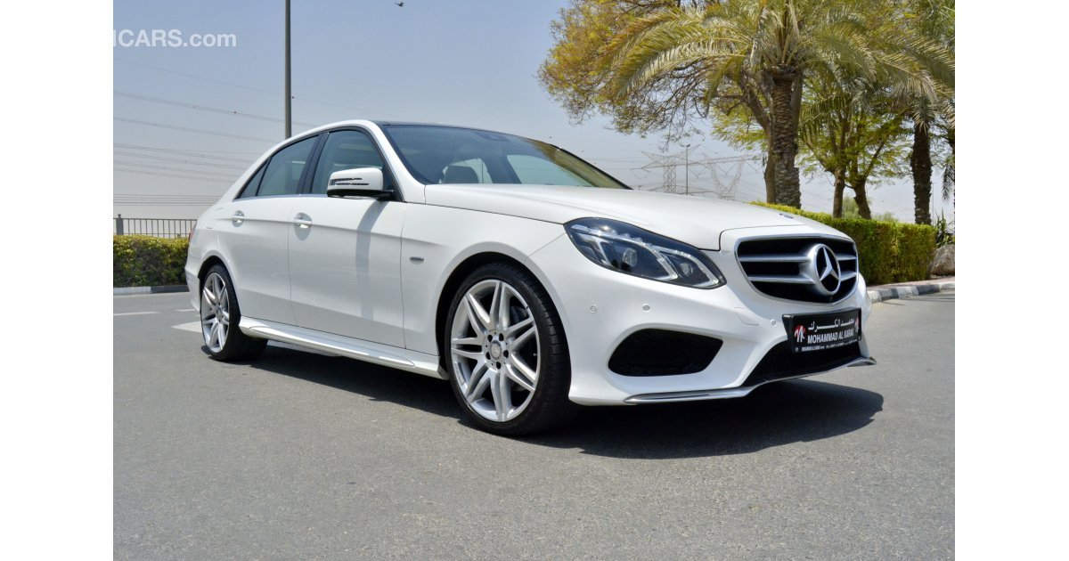 Mercedes benz e 300 for sale aed 155 000 white 2016 for Mercedes benz e300 for sale