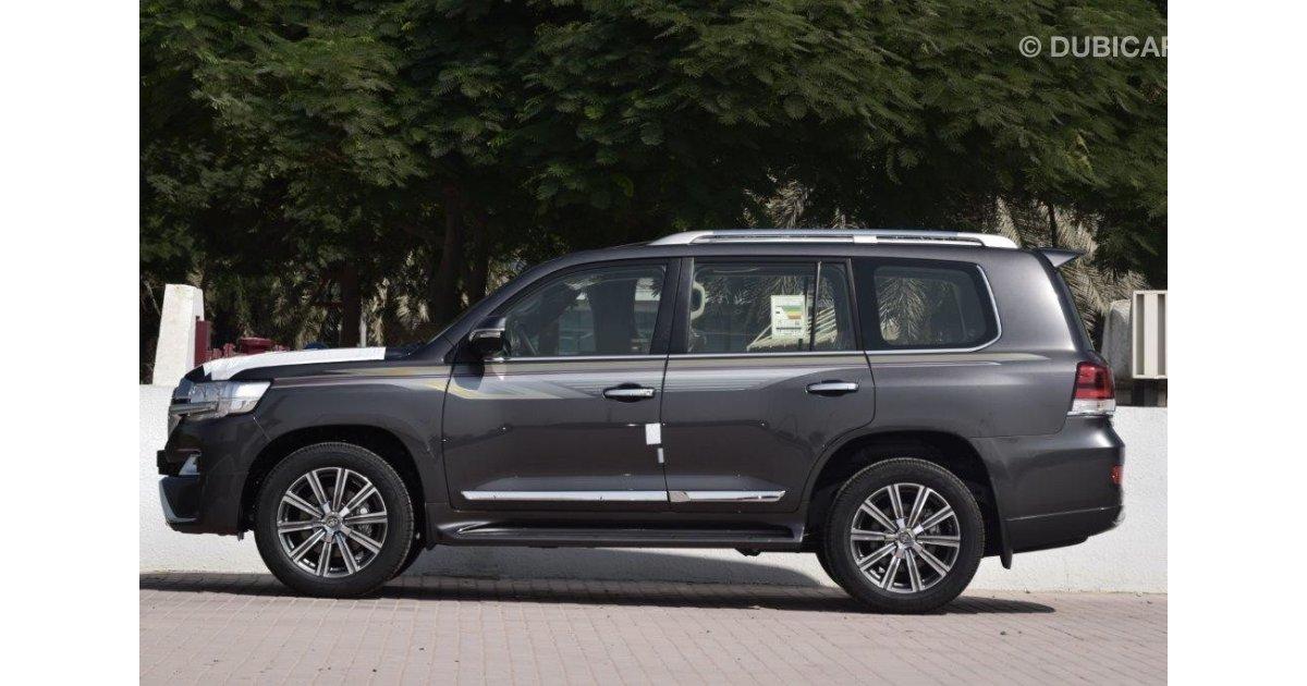 Toyota Land Cruiser 2018 Model 200 V8 4 5l Td Automatic