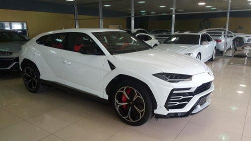 15 New Lamborghini Urus For Sale In Dubai Uae Dubicars Com