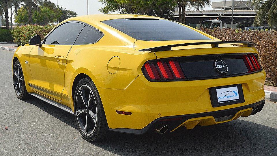 2022 Ford Mustang Gt Premium