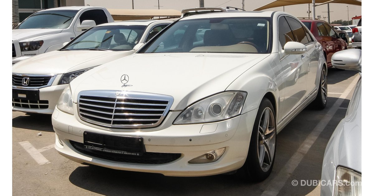 mercedes benz s 350 with s500 badge for sale aed 39 000