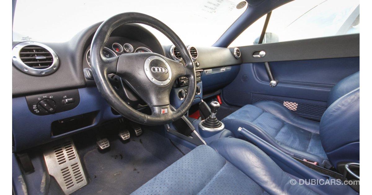 Audi tt for sale aed 18 000 blue 2000 for 2000 audi tt window motor