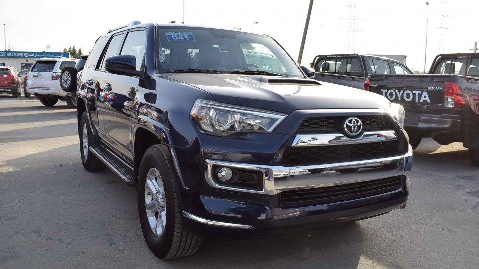 2014 Toyota 4Runner For Sale >> Toyota 4-Runner for sale: AED 78,000. Blue, 2014