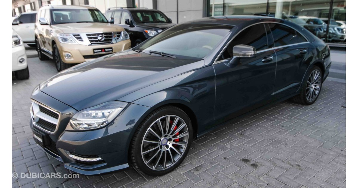 Mercedes benz cls 500 for sale aed 120 000 grey silver 2013 for 2013 mercedes benz cls550 for sale