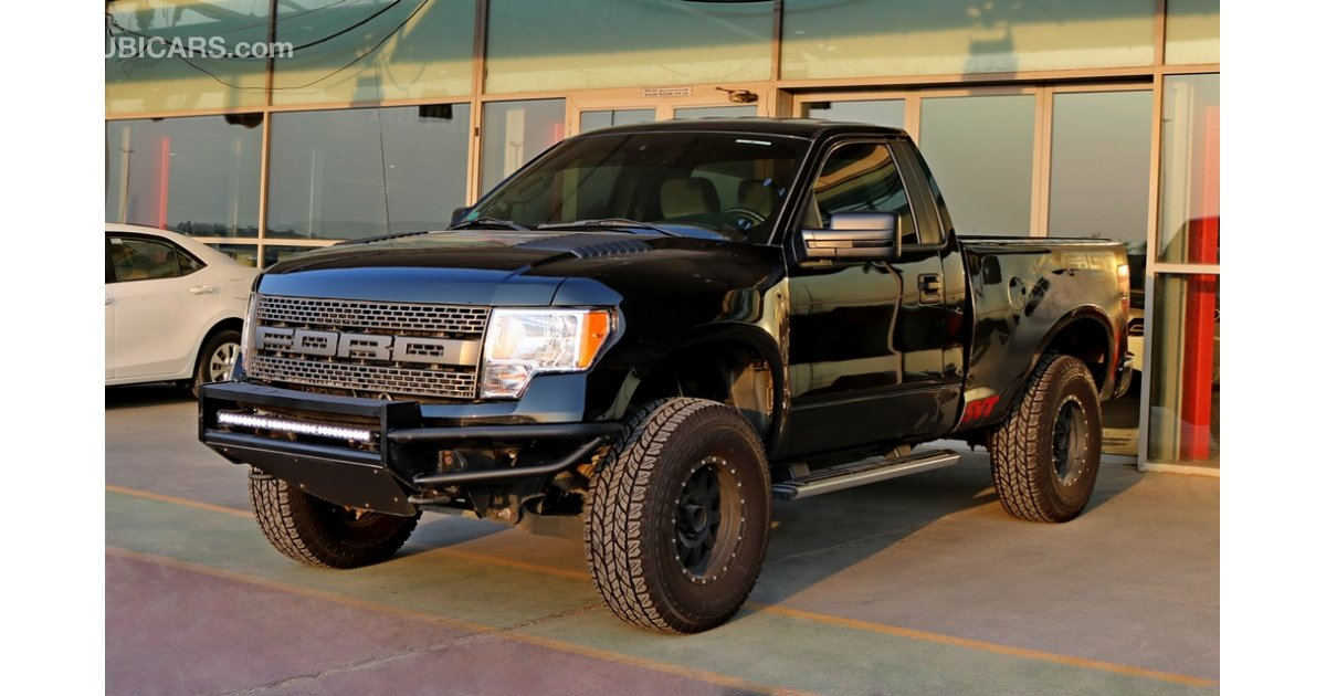 ford f 150 svt with raptor decals for sale aed 75 000. Black Bedroom Furniture Sets. Home Design Ideas