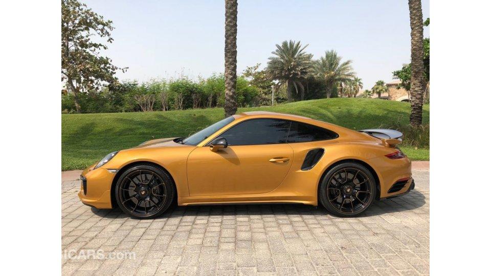 Used Porsche 911 For Sale >> Porsche 911 Turbo S Exclusive for sale: AED 2,100,000 ...