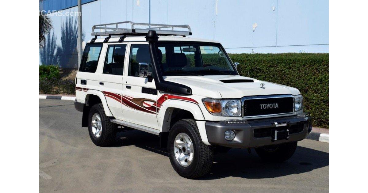 Toyota Land Cruiser 76 Hardtop Lx Special V8 4 5l Diesel