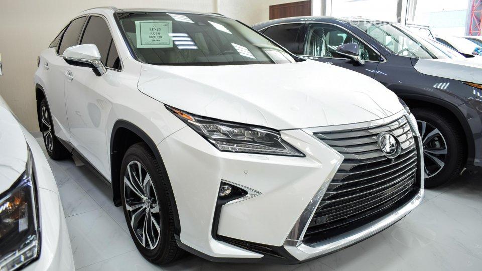 Used Lexus Is 350 >> Lexus RX 350 Warranty +Platinum + Vat for sale: AED 200,000. White, 2019