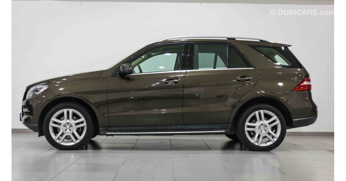 Mercedes benz ml 400 4matic for sale brown 2015 for Mercedes benz 400 for sale
