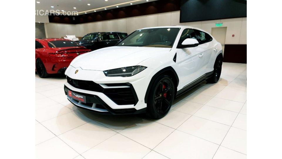 Lamborghini Urus Gcc Zero Km Warranty And Service Contract For