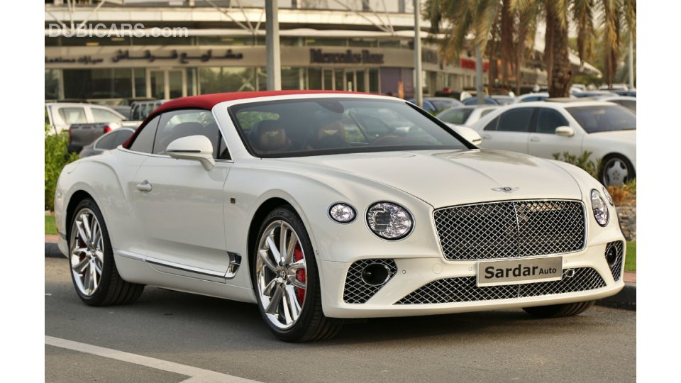 Bentley Continental Gtc First Edition 2020 For Sale Aed