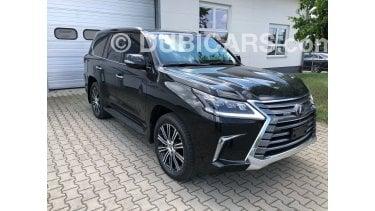 Lexus Lx 570 Luxury 7 Seats Armored B6 B6