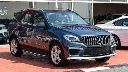 25 used Mercedes-Benz ML class for sale in Dubai, UAE