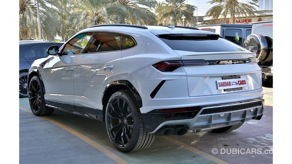 Auto Loan Payment >> Lamborghini Urus Black Pack 2019 for sale: AED 1,299,000 ...