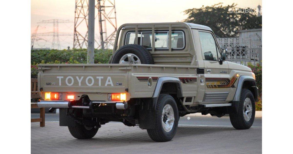 Toyota Land Cruiser Pickup 79 Single Cab Dlx 4 0l V6 Mt