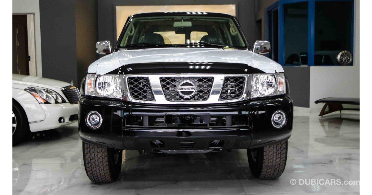 Nissan Patrol Safari For Sale Aed 149 000 Black 2017