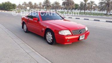 Mercedes Benz SL 500 1992 Model Low Mileage Hard Top Convertible ...