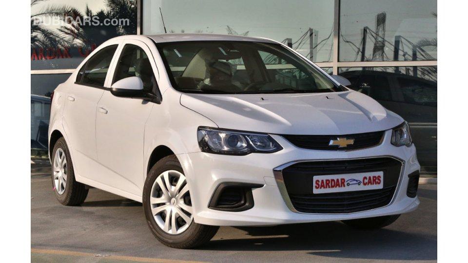 Chevrolet Aveo 2019 Gcc Specs For Sale Aed 31 000