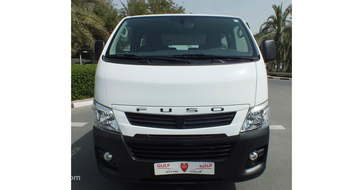 ميتسوبيشي فوسو Canter Van للبيع: 69,000 درهم. أبيض, 2016