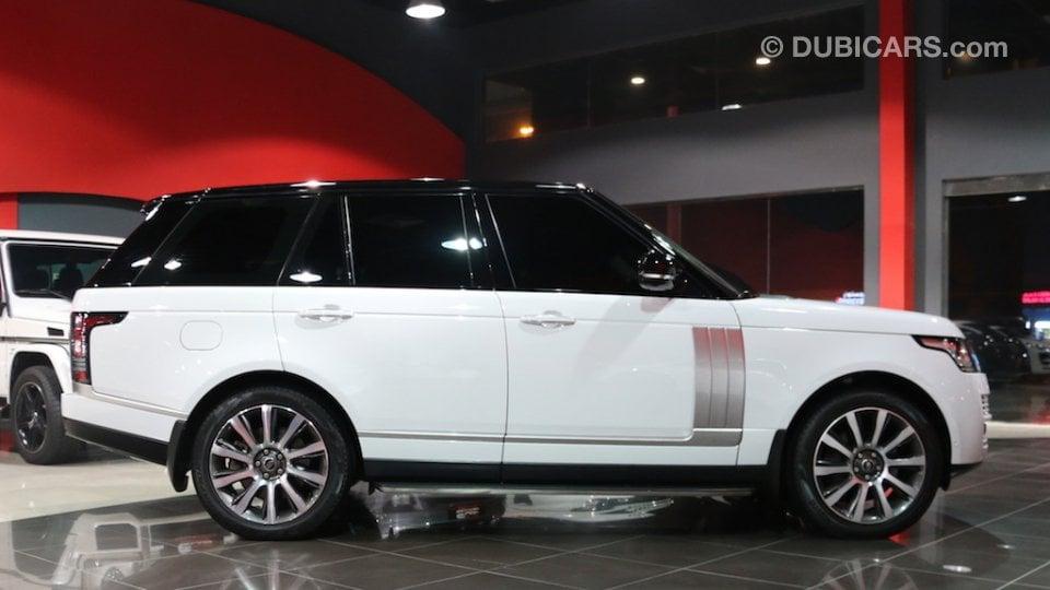 Land Rover Range Rover Vogue Se Supercharged Warranty