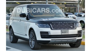 Range Rover Long Wheelbase >> Land Rover Range Rover Svautobiography Long Wheelbase 2019