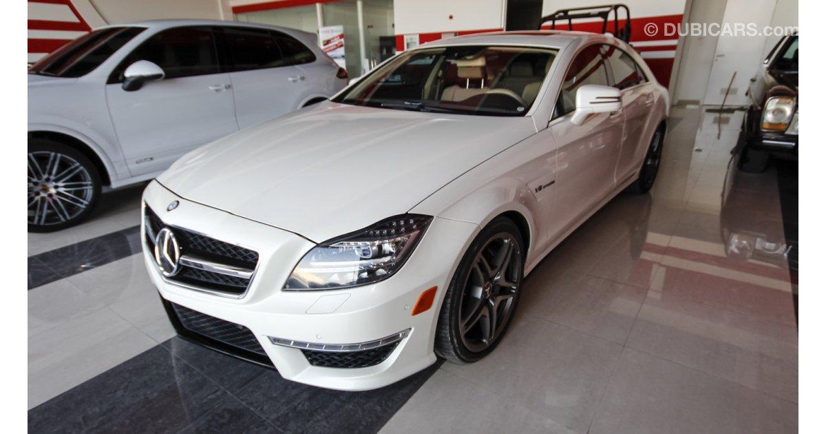 Mercedes benz cls 63 amg v8 biturbo for sale aed 210 000 for Mercedes benz v8 biturbo price