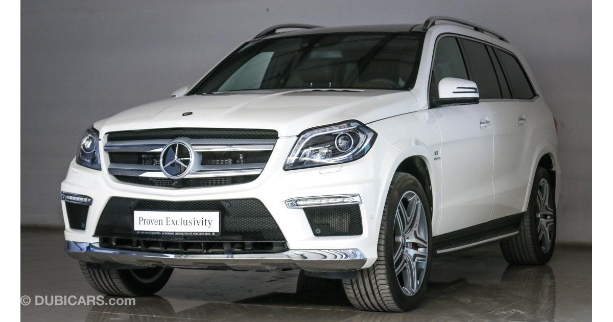 Mercedes benz gl 63 amg v8 biturbo for sale white 2015 for Mercedes benz v8 biturbo price