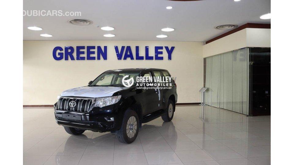 Prado Auto Sales >> Toyota Prado 4 0l Txl Petrol V6 7 Seater Automatic 2019