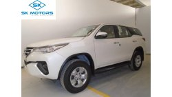 Toyota Fortuner 2.7L Petrol SR5 - Contact for quantity price