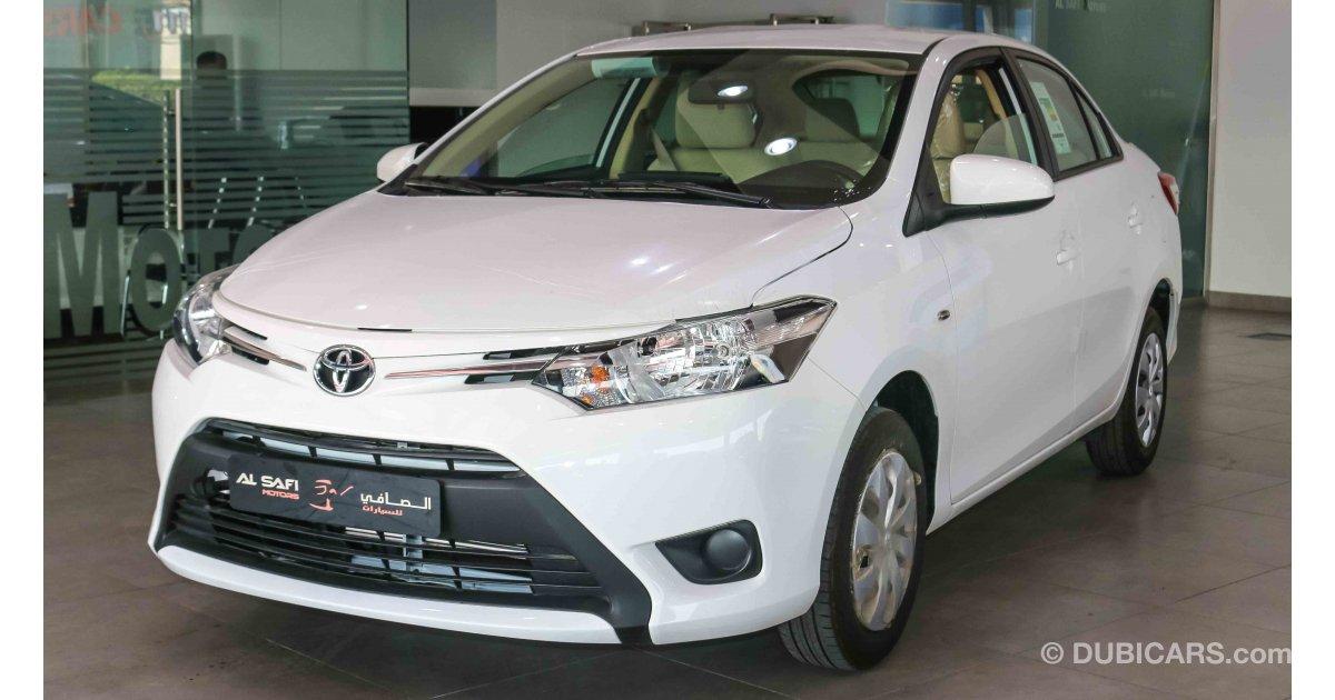 Toyota Yaris 1.5L E for sale. White, 2017
