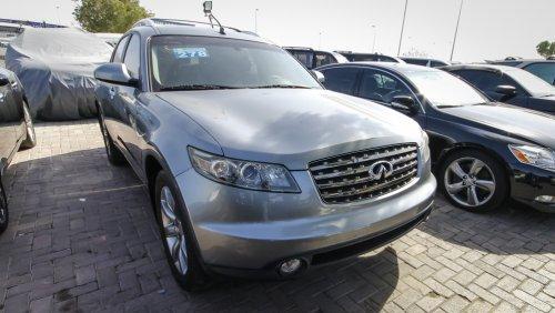 3 used Infiniti FX35 for sale in Dubai UAE  Dubicarscom