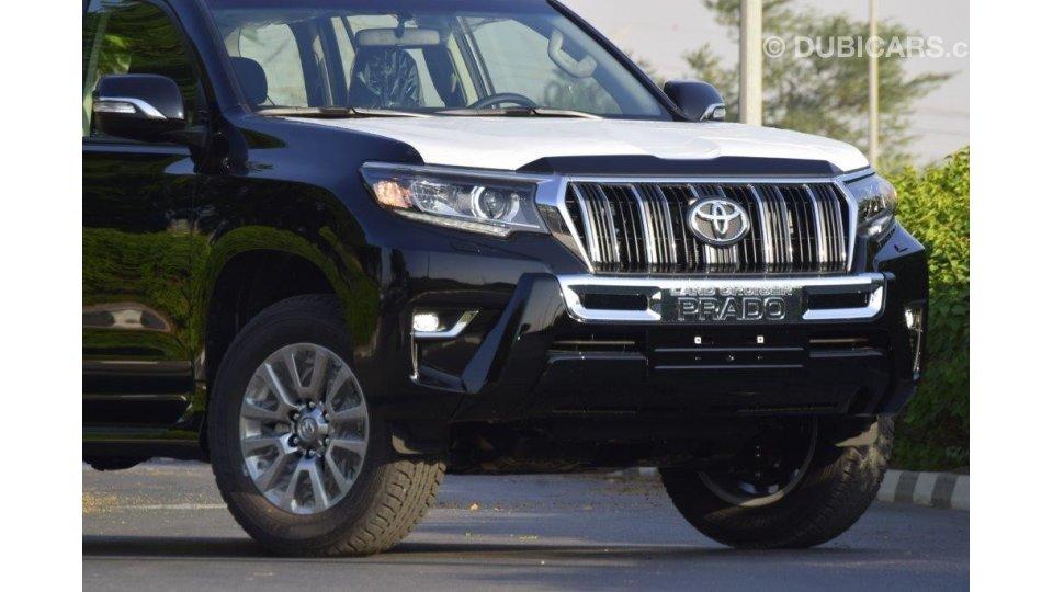 Toyota Prado Diesel Vx Xtreme 2019 For Sale Black 2019