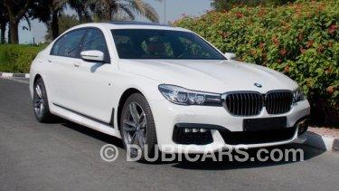 BMW I M Power Xdrive V L For Sale AED White - 740 i bmw