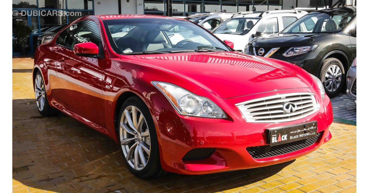 Infiniti g37 s for sale aed 24 500 red 2008 - Infiniti g37 red interior for sale ...