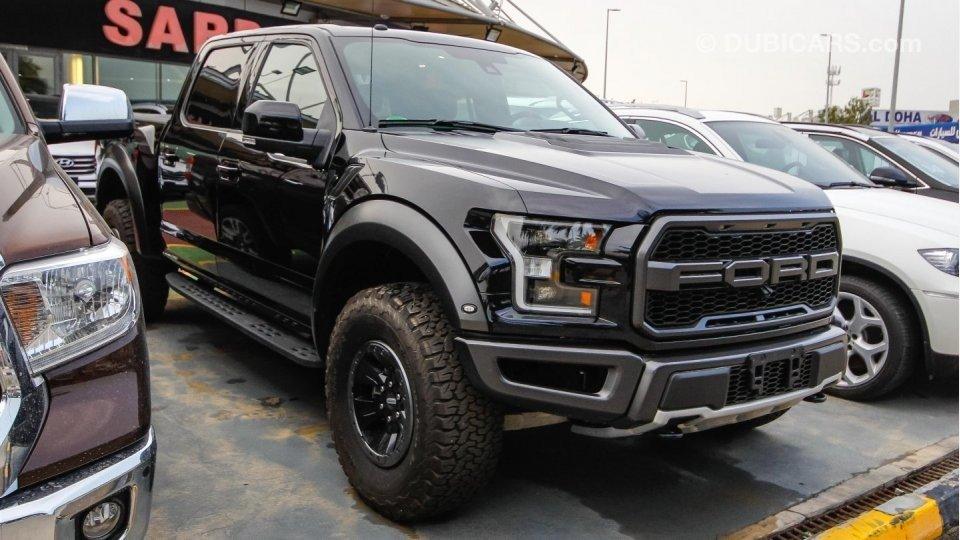 Used Ford Raptor >> Ford Raptor for sale: AED 345,000. Black, 2017