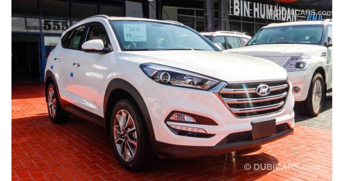 Hyundai Tucson for sale: AED 64,500. White, 2018
