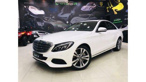 123 used Mercedes-Benz C class for sale in Dubai, UAE