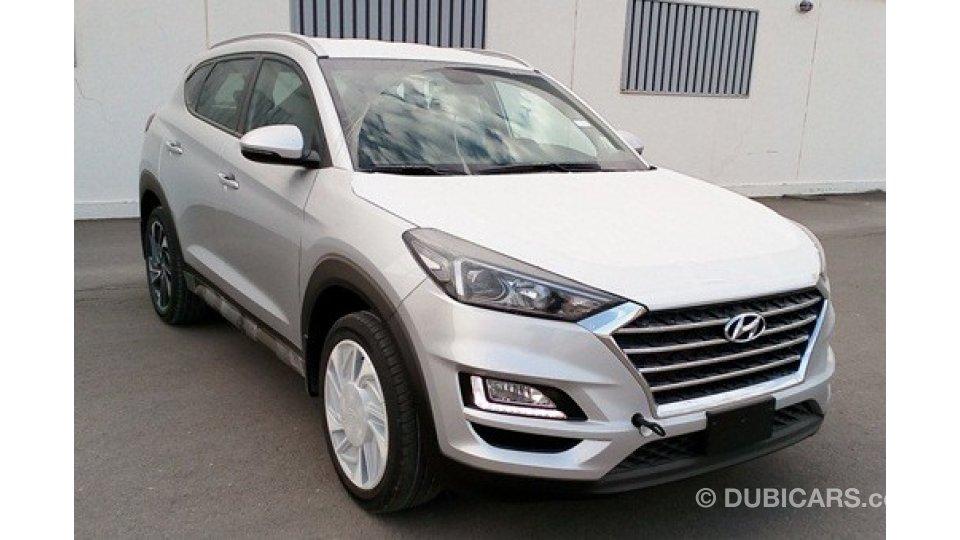 Hyundai Tucson For Sale Aed 64 500 Grey Silver 2019