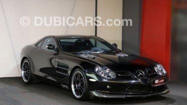 Mercedes Benz Slr Mclaren 722 Edition For Sale Black 2007