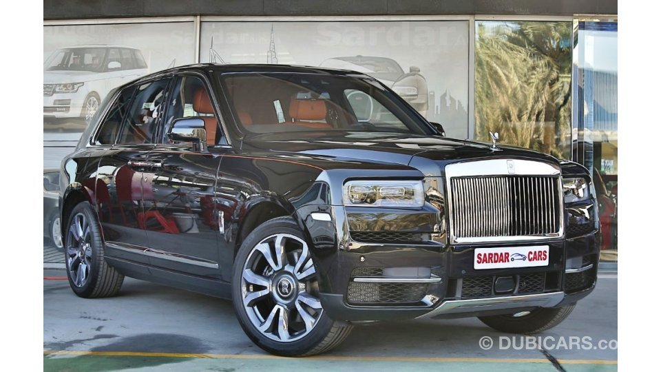 Rolls-Royce Cullinan 2019 (FOR EXPORT) for sale: AED ...