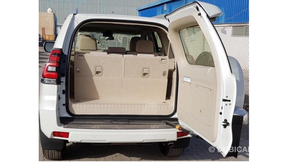 Toyota Prado 4 0 L Txl A T V6 Back Door Spare Wheel For