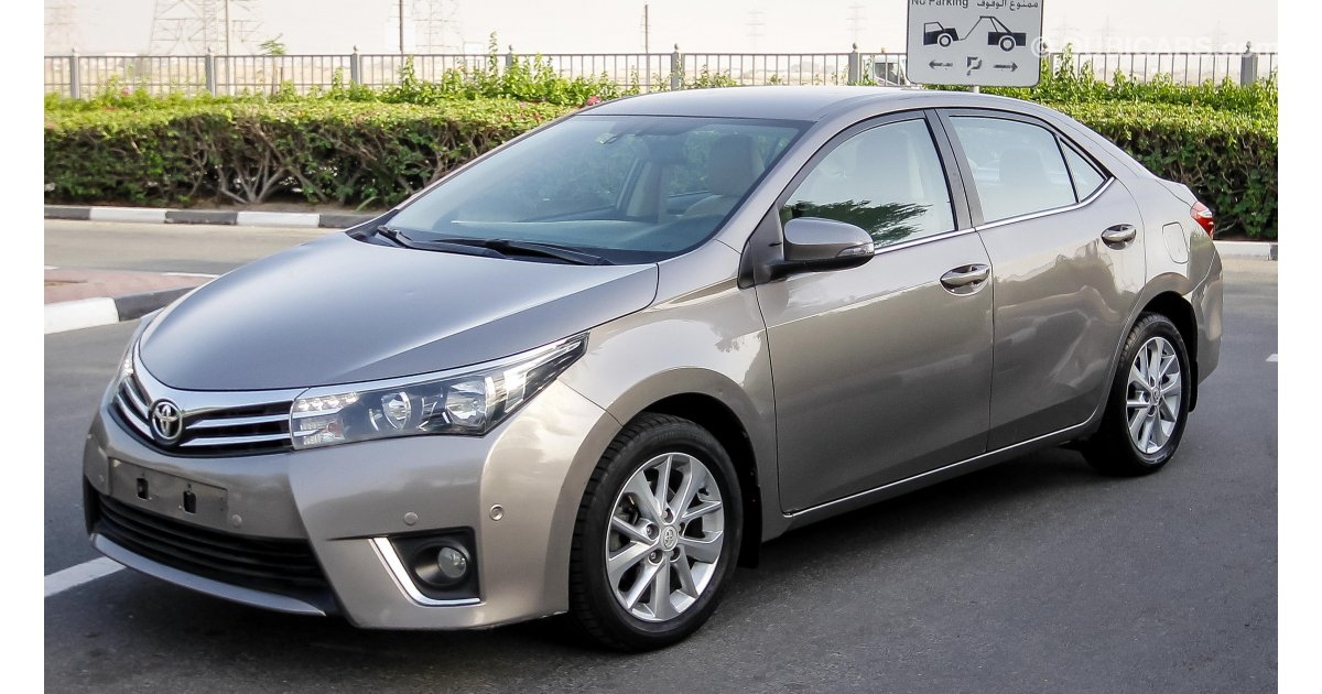 toyota corolla for sale grey silver 2014. Black Bedroom Furniture Sets. Home Design Ideas