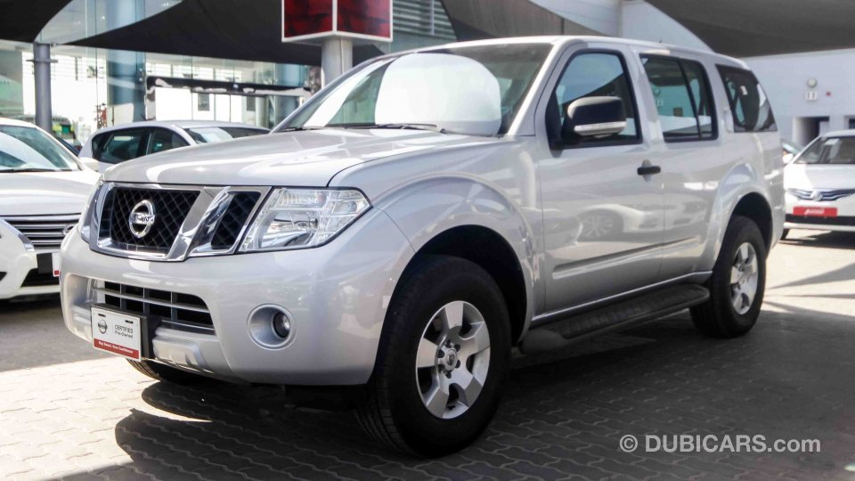 Nissan Make A Payment >> Nissan Pathfinder for sale: AED 62,900. Grey/Silver, 2014