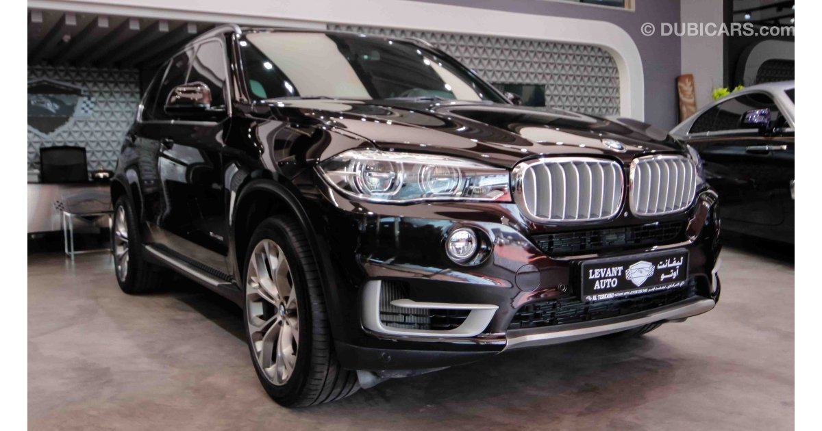 Bmw X5 5 0 Xdrive For Sale Aed 158 000 Brown 2014